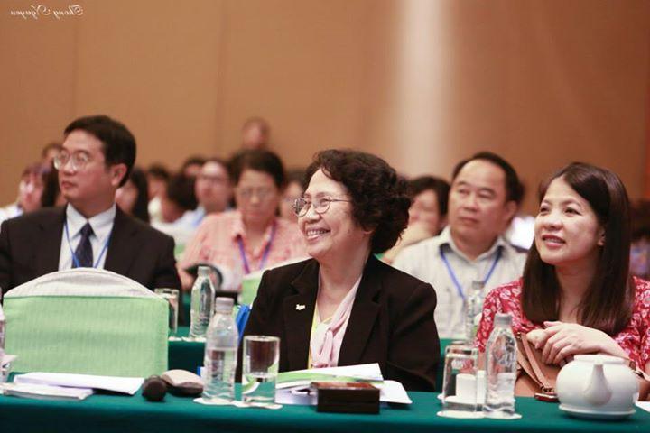 GS. Nguyễn Thị Ngọc Phượng - Chủ tịch HOSREM